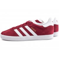 Gazelle junior bordeaux et blanche