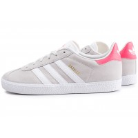 Gazelle junior gris clair et rose