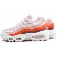 Air Max 95 rose et orange