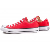 Chuck Taylor All Star Low rouge