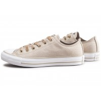 Chuck Taylor All Star Low beige femme
