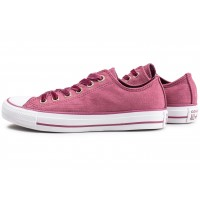 Chuck Taylor All Star OX bordeaux femme