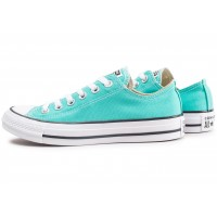 Chuck Taylor All Star Low bleu turquoise