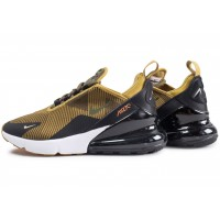 Air Max 270 Knit Jacquard Medium Olive junior