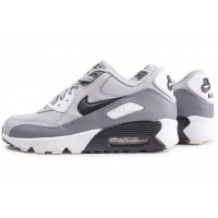 Air Max 90 Mesh gris junior
