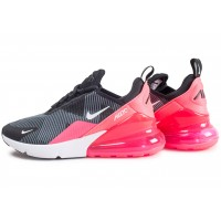 Air Max 270 Knit Jacquard rose