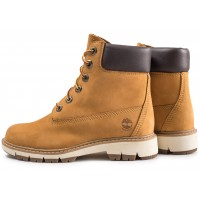 Boots Lucia Way 6 inch beige