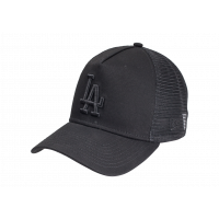 Casquette Trucker League New York noire