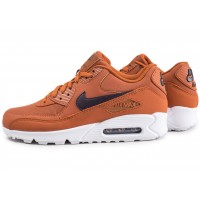 nike air max 90 marron homme