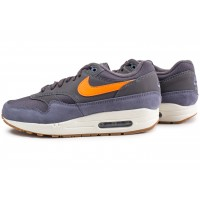 Air Max 1 gris et orange