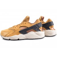Air Huarache Run Premium wheat