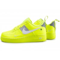 air force 1 fluo jaune