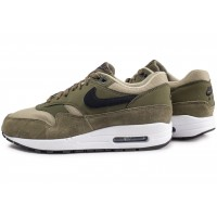 Air Max 1 olive femme