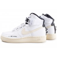 Air Force 1 High Utilty blanche femme