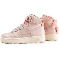 Nike Air Force 1 High Utility rose femme