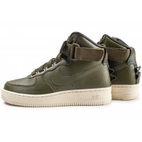 Air Force 1 High Utility Olive femme