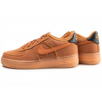 Air Force 1 LV8 Style marron junior