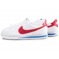 Cortez Basic blanche junior