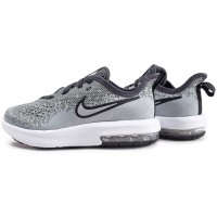 Air Max Sequent 4 grise enfant