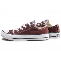 Chuck Taylor All Star Low marron femme