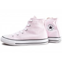 Chuck Taylor All Star Hi enfant rose pâle