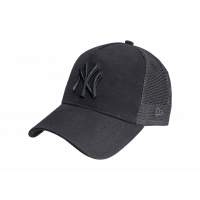 Casquette Trucker New York League noire