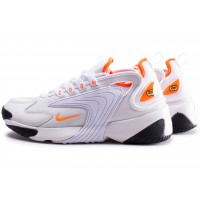 chaussure nike zoom orange