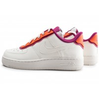 Air Force 1 '07 SE blanche orange et violette