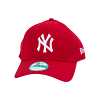 Casquette 9/40 MLB The League New York Yankees rouge