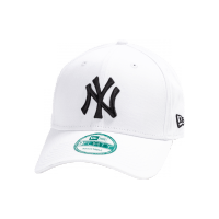 Casquette  9/40 MLB New York Essential blanche