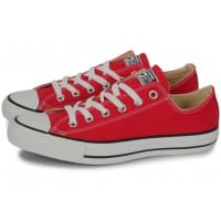 Chuck Taylor All-star Low Rouge