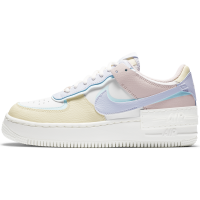 Nike Air Force 1 Shadow Ghost Glacier Pastel - Chaussures Baskets ...