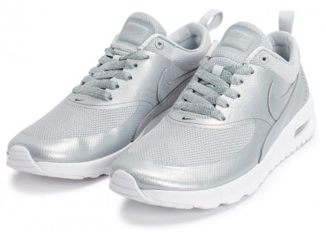 Chaussures Nike Air Max Thea SE Silver pack vue intérieure