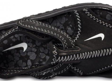 Chaussures Nike Sunray Protect noire vue dessus