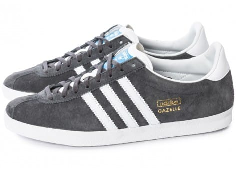 adidas gazelle grise homme chaussure