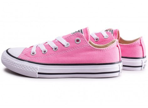 Chaussures Converse Chuck Taylor All Star low rose vue extérieure