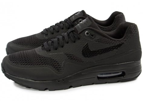 Nike Air Max 1 Ultra Essential noire - Chaussures Baskets homme ...