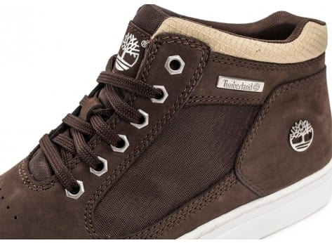 Chaussures Timberland Cupsole Merge 2.0 Marron vue dessus