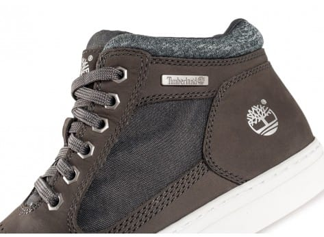 Chaussures Timberland Cupsole Merge 2.0 grise vue dessus