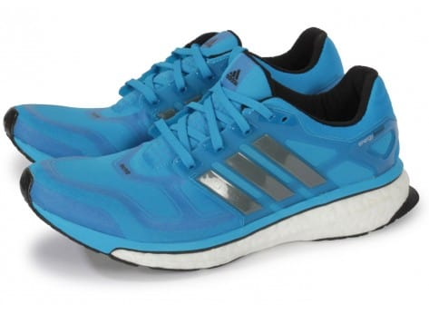 adidas Energy Boost Bleue - Chaussures Baskets homme - Chausport