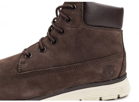 Chaussures Timberland Killington 6-Inch Junior marron vue avant