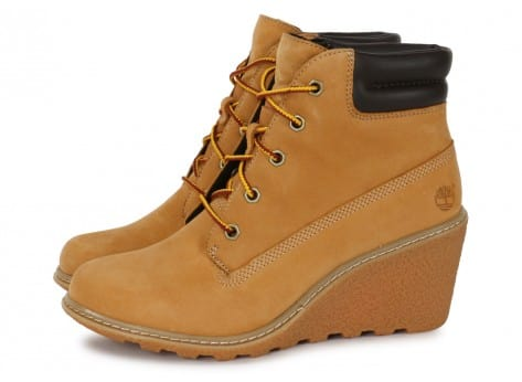 Timberland Earthkeepers Amston 6 Inch Compensée beige 5 3 avis
