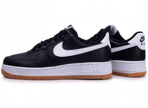 nike air force 1 crochet noir