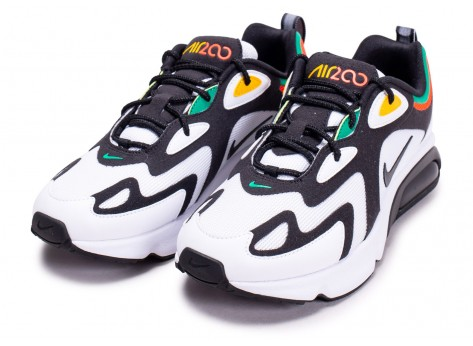 Chaussures Nike Air Max 200 Edition 2000 World Stage vue intérieure