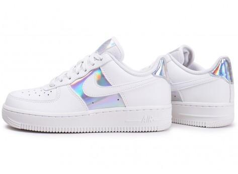 air force 1 femme blache