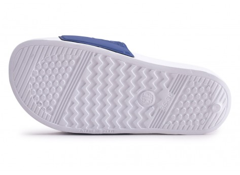 Chaussures Champion Multi Lido blanches femme vue avant