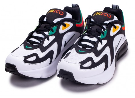 Chaussures Nike Air Max 200 Edition World Stage junior vue intérieure