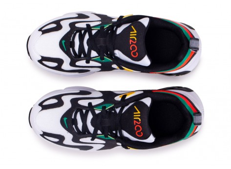 Chaussures Nike Air Max 200 Edition World Stage junior vue arrière