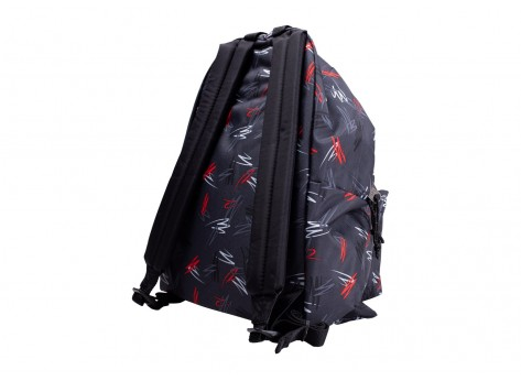 Sacs Eastpak Sac à dos Padded Pak'r Scribble Black