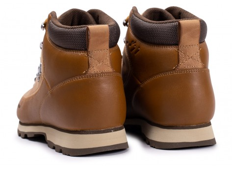 Chaussures Helly Hansen The Forester marron vue dessous